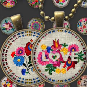 Jewellery & Magnets