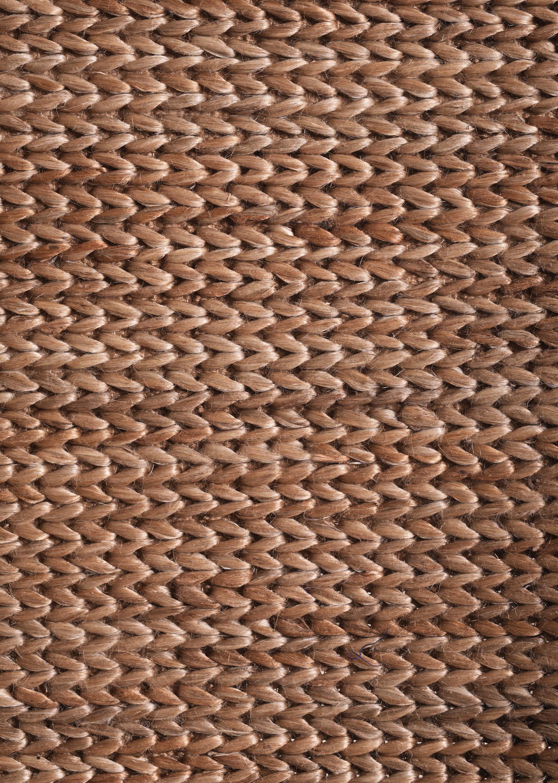 Hemp rug, Natural colour, 24X36 inches
